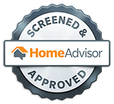 Home Advisor screened Approved plumber